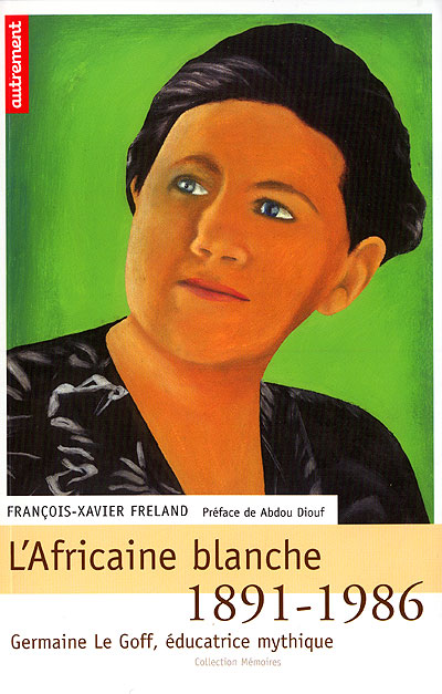 L'Africaine blanche