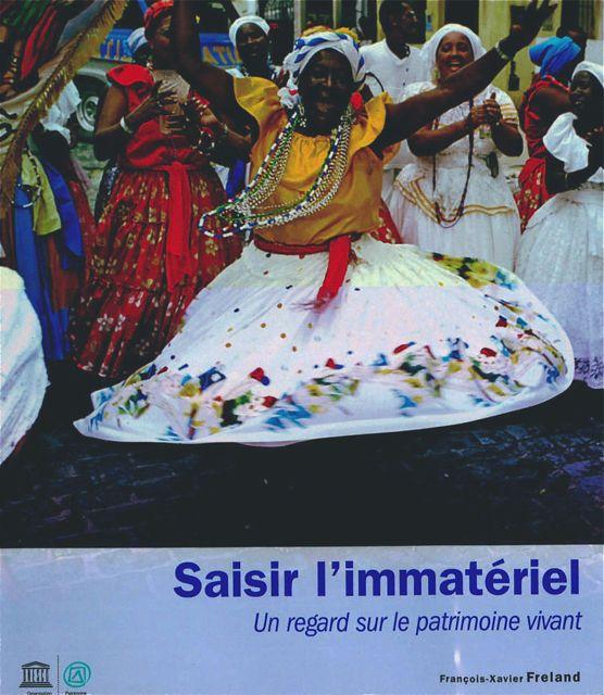 """""""Saisir l'immatériel"""" par FX Freland Editions Unesco"""