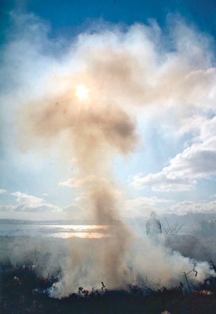 La culture sur brûlis à Madagascar