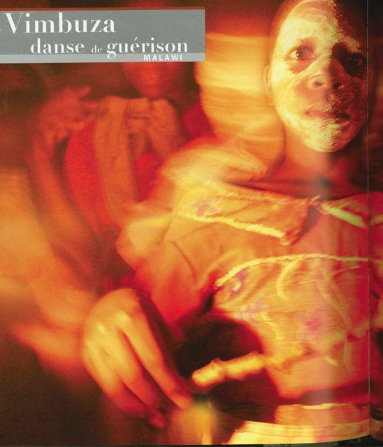La danse de Guérison au Malawi
