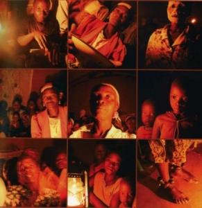 Scènes de guérison Malawi