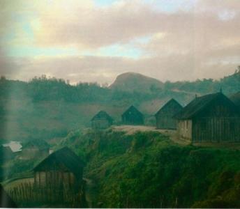 Paysage Zafimaniry (Madagascar)