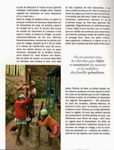 Les Zafimaniry de Madagascar