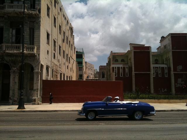 Avenue Cubaine