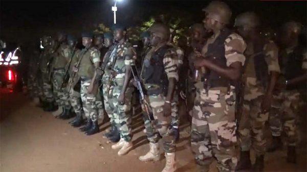 Reportage avec les patrouilles antiterroristes à Bamako