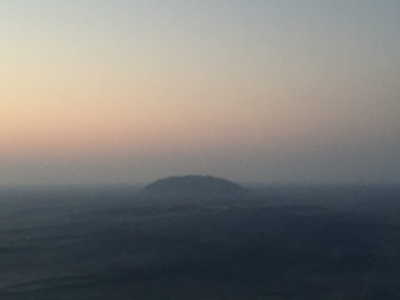 Petite île ronde en face d'Anafi